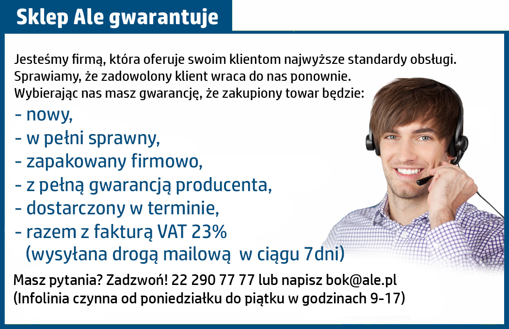 Gwarancja sklep ale.pl